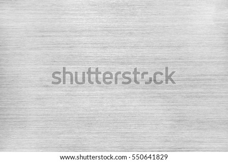 Sheet Metal Silver Solid Black Background Stock Photo Edit Now