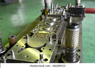 Hydraulic Press Images Stock Photos Amp Vectors Shutterstock