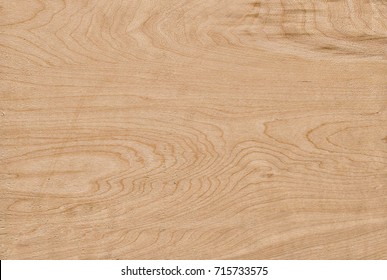 A sheet of plywood made of lime wood