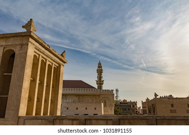 The Sheikh Isa House and Mosque in Muharraq Bahrain.