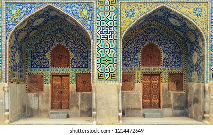 The Sheikh Lotfollah Mosque in Isfahan, built by Shah Abbas I between 1602 and 1619, is certainly the most exquisite mosque in Iran and has astonished and delighted travellers for centuries,