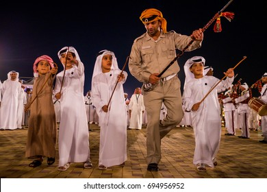 SHEIKH ZAYED HERITAGE FESTIVAL September 22, 2014 in Abu Dhabi, united Arab Emirates