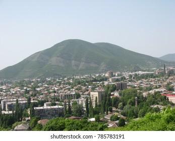 Sheki city, Azerbaijan