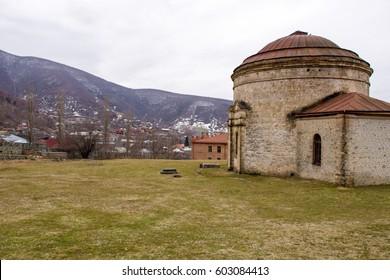 Sheki town, Azerbaijan