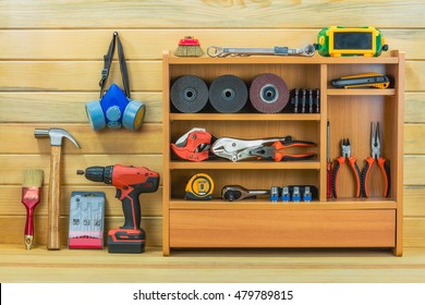 Shelf tools