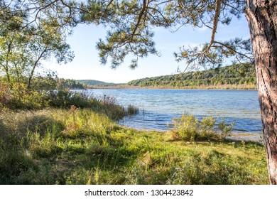 Shell Lake, Sleeping Bear Dunes National Lakeshore near Traverse City, Michigan