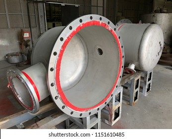 Shell and Tube Heat Exchanger Pressure Vessel Fabrication