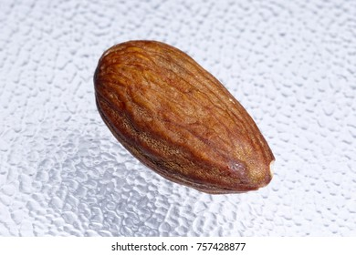 shelled dry almond
