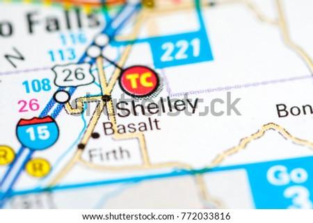Shelley Idaho Usa Stock Photo Edit Now 772033816 Shutterstock