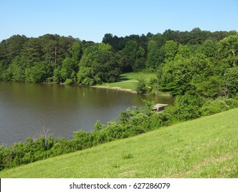 Shelley Lake in Raleigh, North Carolina