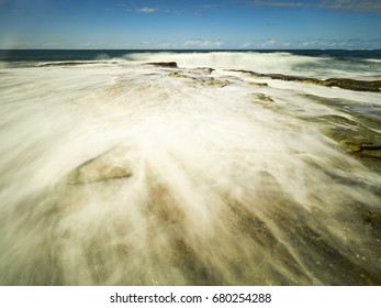 Shelly beach in Australia Queensland