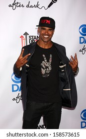 Shemar Moore at the CBS Daytime After Dark Event, Comedy Store, West Hollywood, CA 10-08-13
