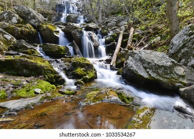 Shenandoah National Park - Dark Hollow falls