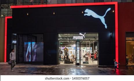 chaussures de sport fa6c7 6af53 Puma Store Images, Stock Photos & Vectors | Shutterstock