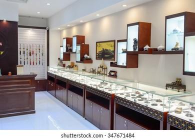Jewelry Shop Interior Images Stock Photos Vectors Shutterstock