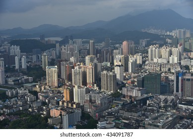 Shenzhen, China - May 29, 2016 : Shenzhen is a major city in Guangdong Province, China.