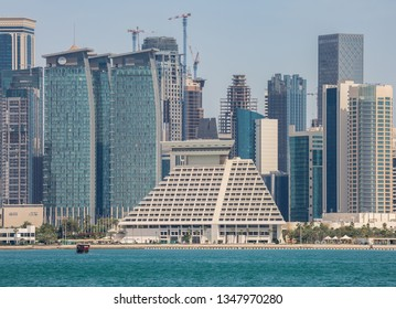 Sheraton Hotel at the Westbay Doha, Qatar - 20th March 2019