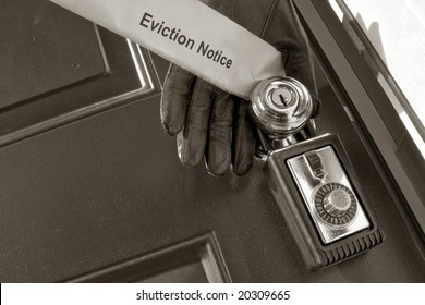Eviction Notice Images, Stock Photos & Vectors   Shutterstock