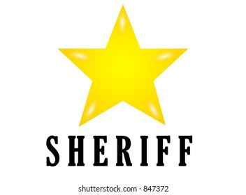 Sheriff star #2