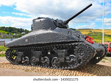 Sherman Tank Images, Stock Photos & Vectors | Shutterstock