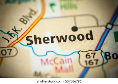 Sherwood Arkansas Usa Stock Photo Edit Now 557586778 Shutterstock