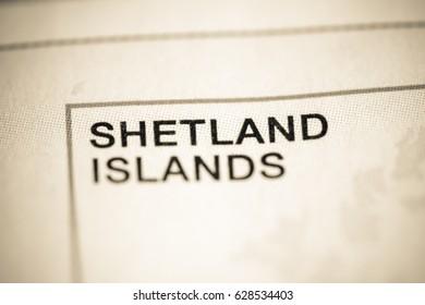 Shetland Islands, Scotland, UK
