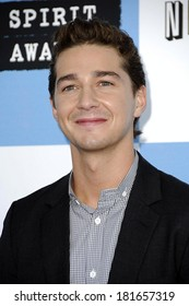 Shia LaBeouf in attendance for Film Independent Spirit Awards, Santa Monica Beach, Los Angeles, CA, February 24, 2007