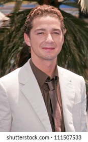 "Shia LaBeouf at the Los Angeles Premiere of ""Surf's Up"". Mann Village Theatre, Westwood, CA. 06-02-07"