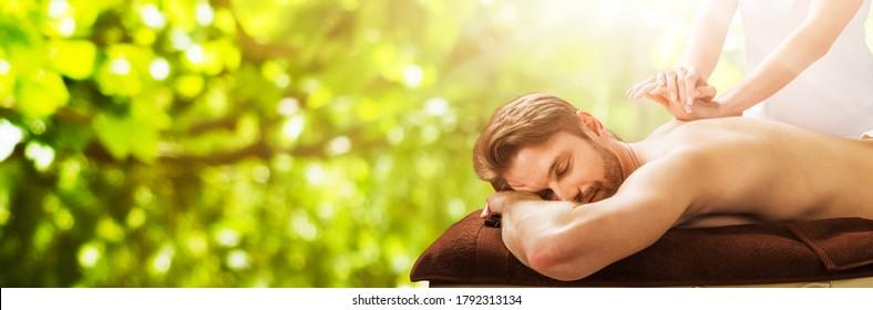 Shiatsu Sports Body Massage Treatment For Men