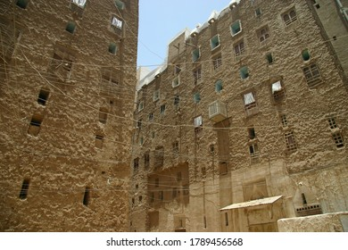 Shibam is the oldest mud brick-made skyscraper city in the world