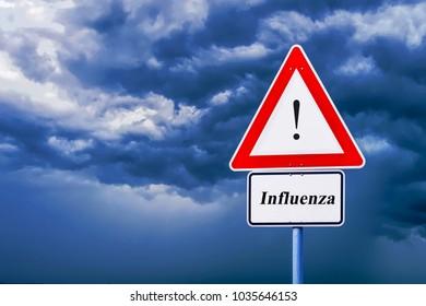 Shield Attention Influenza