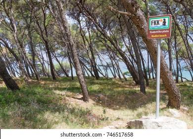 shield nudist beach