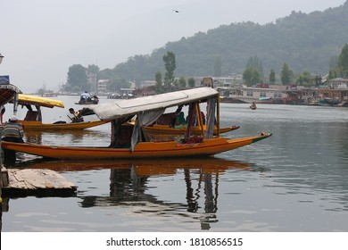 Shikara is a wooden boat found on Dal Lake of Srinagar in Jammu & Kashmir, India. Shikaras are used for multiple purposes including transportation of people. A usual shikara seats six people & driver.
