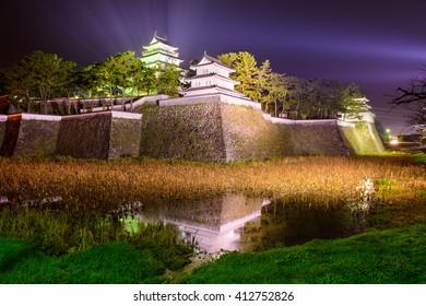Shimabara, Nagasaki, Japan, at the castle.