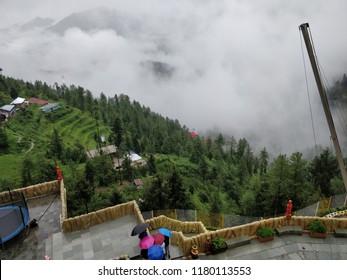 Shimla Kufri Hill Station