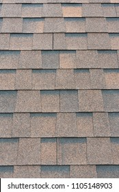 shingles roof background and texture