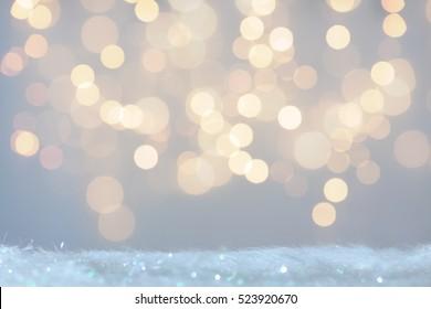 shiny blurred background