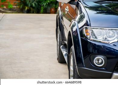 Shiny car color