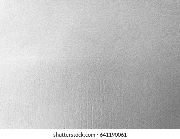 Shiny silver gray foil texture for background.
