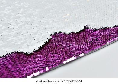 shiny sparkling sequins