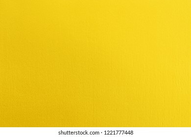 Shiny yellow gold wall abstract texture background