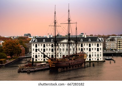 Ship / Amsterdam