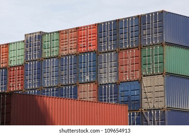 ship containers