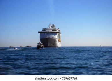 Ship in Los Cabos