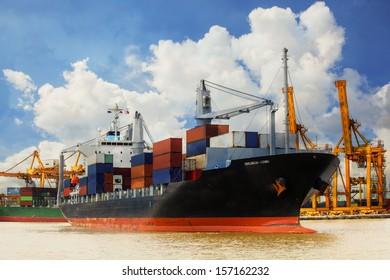 Im 225 Genes Fotos De Stock Y Vectores Sobre Container Ship