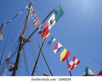 Ships rigging #2