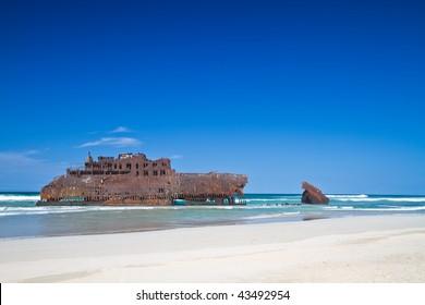 shipwreck cape verde