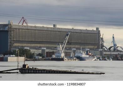 "Shipyard ""Sevmash"". Russia, Severodvinsk"