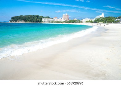 Shirahama Beach, Wakayama, Japan