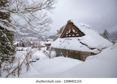 Shirakawa is a village located in Ōno District, Gifu Prefecture, Japan. It is best known for being the site of Shirakawa-gō, a small, traditional village showcasing a building style known as gassho.